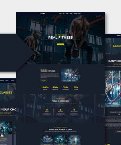Byson-Theme-Fitness-And-Gym-Elementor-Template-Kit
