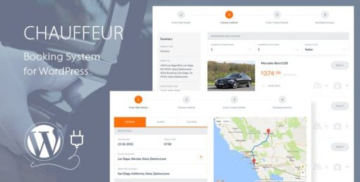Chauffeur-Booking-System