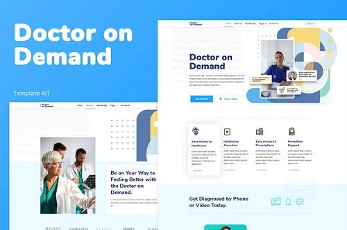 Doctor-on-Demand-Template-Kit