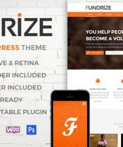 Fundrize-theme