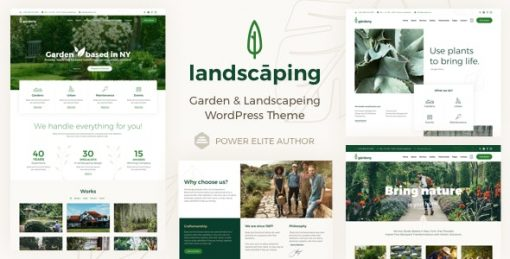 Landscaping -Theme