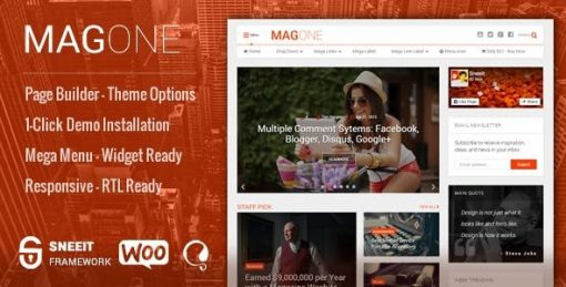 MagOne- themes
