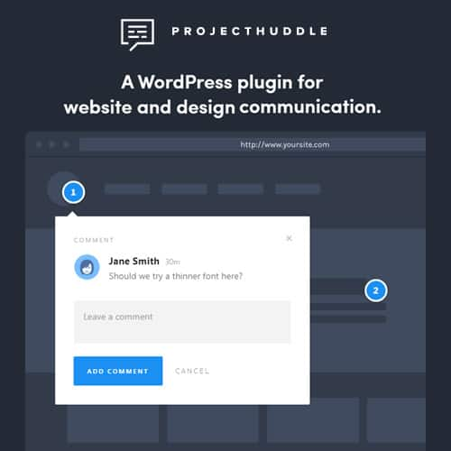 ProjectHuddle-A-WordPress-plugin-for-website-and-design-communication