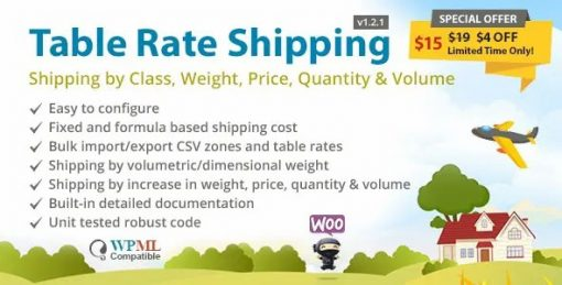 Table-Rate-Shipping-by-Class-Weight-Price-Quantity-And-Volume-for-WooCommerce