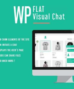 WP-Flat-Visual-Chat–Live-Chat-And-Remote-View-for-WordPress