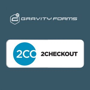 Gravity Forms 2Checkout
