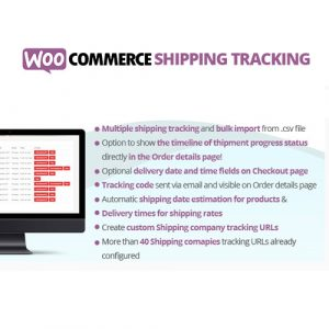 Shipping Tracking