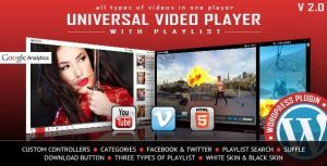 Universal Video Player