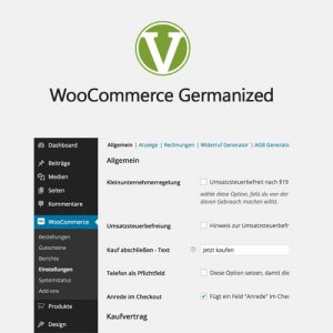 WooCommerce Germanized Pro by Vendidero