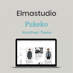 ElmaStudio Pukeko WordPress Theme