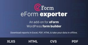 https://codecanyon.net/item/exporter-for-eform-reports-submissions/5702784