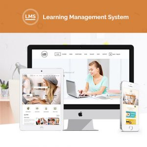 LMS   Learning Management System, Education LMS WordPress Theme