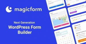 MagicForm – WordPress Form Builder