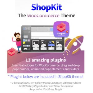 ShopKit – The WooCommerce Theme