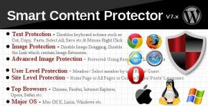 Smart Content Protector – Pro WP Copy Protection