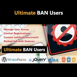 WP Ultimate BAN Users