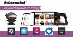 WooCommerce Food – Restaurant Menu & Food ordering
