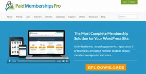 Paid Memberships Pro – State Dropdowns