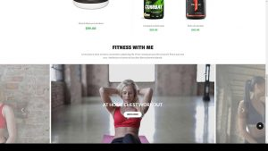 BodyCenter - Gym, Fitness WooCommerce WordPress Theme
