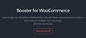 Booster Plus for WooCommerce plugin