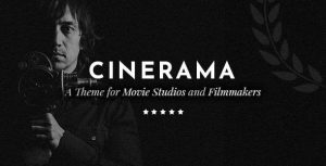 Cinerama - A Theme for Movie Studios and Filmmakers