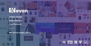 Evon - Bag Store WooCommerce WordPress Theme