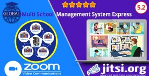 Global - Multi School Management System Express