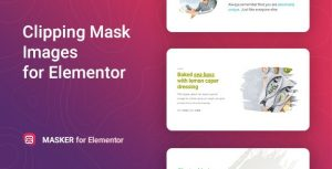 Masker - Clipping Mask for Elementor
