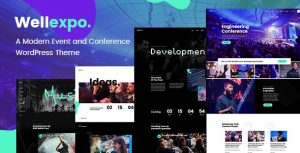 WellExpo - Event & Conference Theme