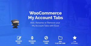 WooCommerce Custom My Account Pages