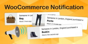 WooCommerce Notification | Boost Your Sales