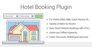 MotoPress Hotel Booking WordPress Plugin
