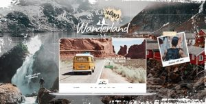 Wanderland -WordPress Travel Blog Theme